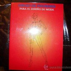 Libros de segunda mano: LIBRO DE DISEÑO DE MODA. Lote 31190122