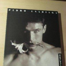 Libros de segunda mano: PEDRO USABIAGA BESAME MUCHO LIBRO DE FOTOGRAFIAS MODELOS DESNUDO MASCULINO GWUNDER 1991 I ALEMANIA . Lote 31718730