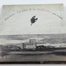 Libros de segunda mano: LA CAZA DE LA PERDIZ ROJA, LUMEN ED. 1ª ED. 1963. ORIOL MASPONS, DELIBES.. Lote 98874951