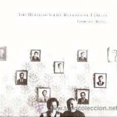Libros de segunda mano: LOS HIDALGO-ACERA: RETRATO DE FAMILIA. LOS AÑOS 60 EN LA SIERRA DE FRANCIA A TRAVÉS DEL ARCHIVO FOTO. Lote 31865488