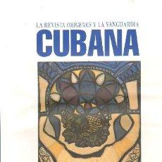 Libros de segunda mano: LA REVISTA ORIGENES Y LA VANGUARDIA CUBANA AM-131. Lote 279559123