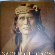 Libros de segunda mano: SACRED LEGACY. EDWARD S. CURTIS AND THE NORTH AMERICAN INDIAN (BARNES & NOBLE, NEW YORK, 2005). Lote 33567337