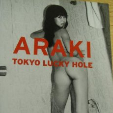 Libros de segunda mano: ARAKI - TOKYO LUCKY HOLE - TASCHEN 1997 – CIENTOS DE FOTOS. Lote 33950246