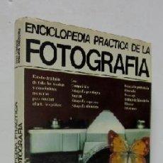 Libros de segunda mano: ENCICLOPEDIA PRACTICA DE LA FOTOGRAFIA. Lote 33920121