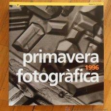 Libros de segunda mano: 8ª PRIMAVERA FOTOGRÀFICA 1996 - BARCELONA. Lote 34066785