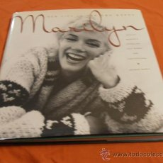 Libros de segunda mano: MARILYN , GEORGE BARRIS ,HER LIFE IN HER OWN WORDS. Lote 34649634