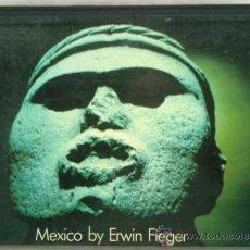 Libros de segunda mano: LIBRO FOTOGRAFIA GRAN FORMATO SOBRE MEXICO (MEJICO) ERWIN FIEGER. Lote 35007622