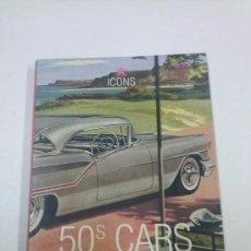 Libros de segunda mano: 50´S CARS. TASCHEN. Lote 35545915