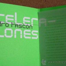 Libros de segunda mano: ACELERACIONES. ISIDRO TASCÓN.. Lote 35608875