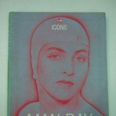 Libros de segunda mano: MAN RAY - 2001 - EMMANUELLE DE L'ECOTAIS -PROLOGO ANDRE BRETON - TEXTOS EN INGLES FRANCES Y ALEMAN. Lote 35765268