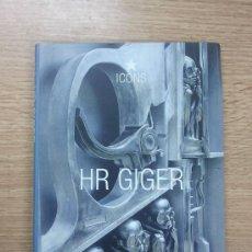 Libros de segunda mano: HR GIGER (ICONS - TASCHEN). Lote 35882427