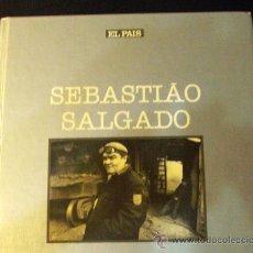 Libros de segunda mano: SEBASTIA SALGADO EDICIONES EL PAIS. Lote 36380939