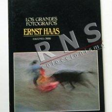 Libros de segunda mano: ERNST HAAS - LOS GRANDES FOTÓGRAFOS Nº 2 - FOTOGRAFÍA ARTE FOTOS FOTOGRAFÍAS - LIBRO ED. ORBIS. Lote 36766000