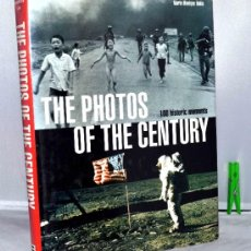 Libros de segunda mano: ESPECTACULAR HISTORIA DEL SIGLO XX EN IMAGENES..THE PHOTOS OF THE CENTURY....100 FOTOS. Lote 37130464
