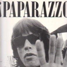Libros de segunda mano: PAPARAZZO, THE PHOTOGRAPHS OF / RICHARD YOUNG , LIBRO DE FOTOGRAFIAS. Lote 38265530
