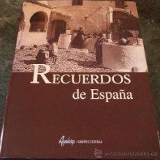 Libros de segunda mano: RECUERDOS DE ESPAÑA, KURT HIELSCHER- MADRID, AGUALARGA, 2004. Lote 38651968