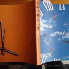 Libros de segunda mano: FOTOSTOCK AGE VOLUMEN 3 GRAN VOLUMEN 3 - 280 PAGINAS - TODO COLOR. Lote 39073397