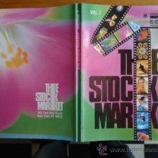 Libros de segunda mano: THE STOCK MARKET - VOLUMEN 7 - 272 PAGINAS - A TODO COLOR. Lote 39073492