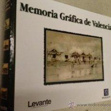 Libros de segunda mano: MEMÓRIA GRÁFICA DE VÀLENCIA [TAPA DURA] NUEVO-ILUSTRACIONES ESPECTACULARES. Lote 39141052
