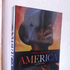 Libros de segunda mano: AMERICA - ANDRES SERRANO. Lote 39343228