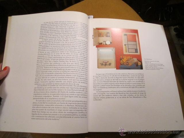 Libros de segunda mano: DE STIJL 1917-1931- Carten-Peter Warncke. ED Benedikt Taschen (1993) 216 pags 30 x 24 cms - Foto 3 - 39382818