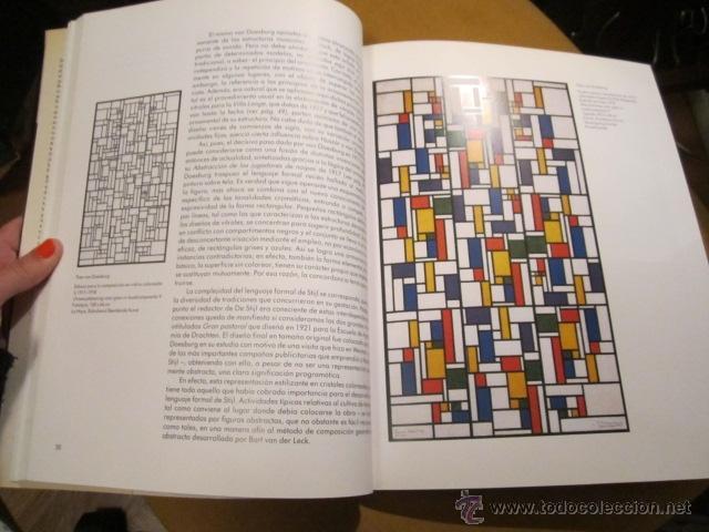 Libros de segunda mano: DE STIJL 1917-1931- Carten-Peter Warncke. ED Benedikt Taschen (1993) 216 pags 30 x 24 cms - Foto 4 - 39382818