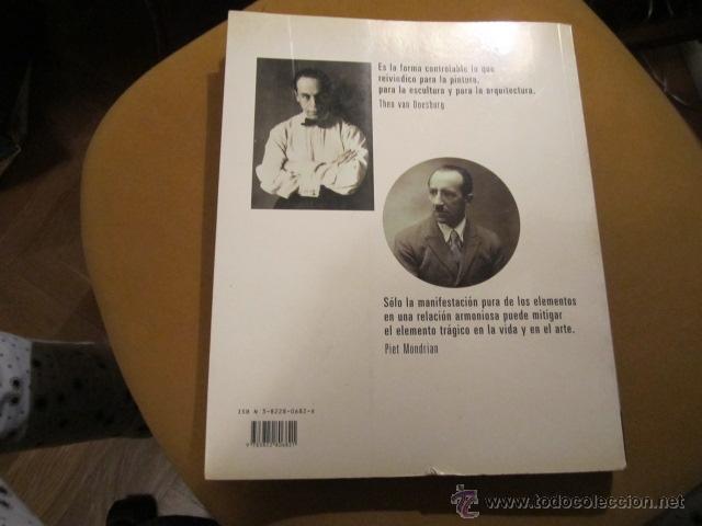 Libros de segunda mano: DE STIJL 1917-1931- Carten-Peter Warncke. ED Benedikt Taschen (1993) 216 pags 30 x 24 cms - Foto 8 - 39382818