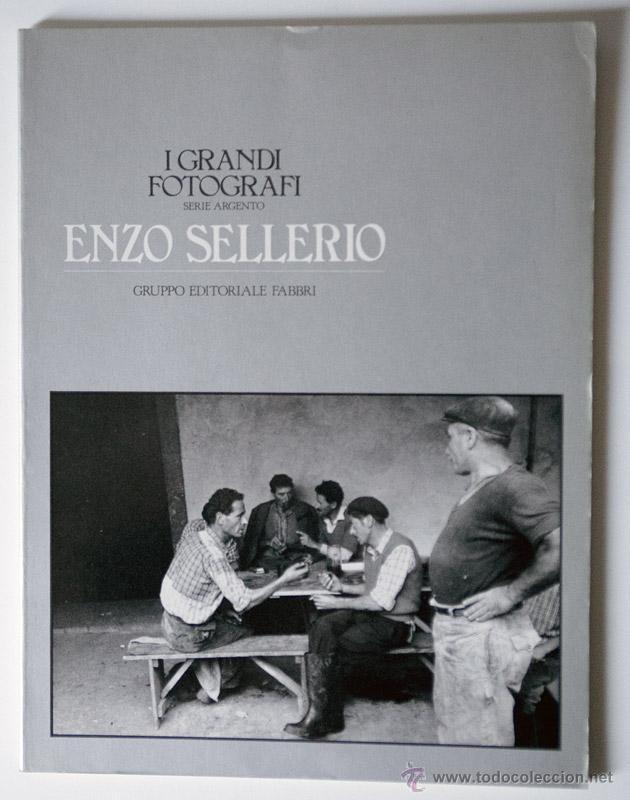 ENZO SELLERIO COLECCION I GRANDI FOTOGRAFI FABBRI (Libros de Segunda Mano - Bellas artes, ocio y coleccionismo - Diseño y Fotografía)