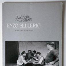 Libros de segunda mano: ENZO SELLERIO COLECCION I GRANDI FOTOGRAFI FABBRI. Lote 39740717