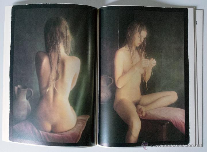 Libros de segunda mano: DAVID HAMILTON COLECCION I GRANDI FOTOGRAFI ORBIS FABBRI - Foto 2 - 39740194