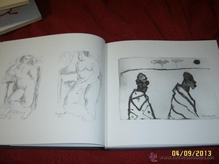 Libros de segunda mano: HOMENATGE EN BLANC I NEGRE.FRANCESC AMENGUAL.1ª EDICIÓ 1996.UNA VERDADERA JOIA!!!.VEURE FOTOS. - Foto 3 - 52492256