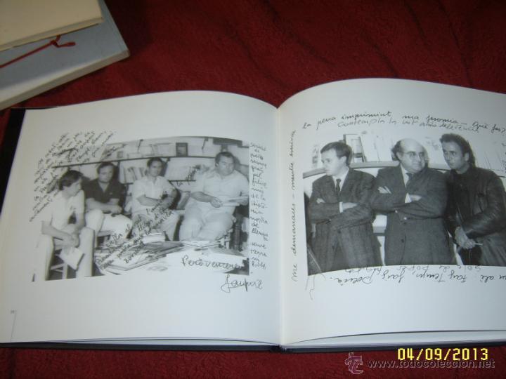Libros de segunda mano: HOMENATGE EN BLANC I NEGRE.FRANCESC AMENGUAL.1ª EDICIÓ 1996.UNA VERDADERA JOIA!!!.VEURE FOTOS. - Foto 5 - 52492256