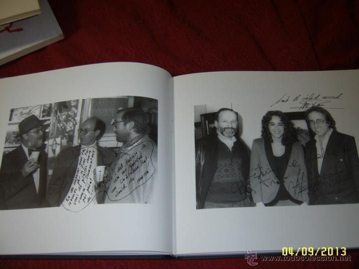 Libros de segunda mano: HOMENATGE EN BLANC I NEGRE.FRANCESC AMENGUAL.1ª EDICIÓ 1996.UNA VERDADERA JOIA!!!.VEURE FOTOS. - Foto 6 - 52492256