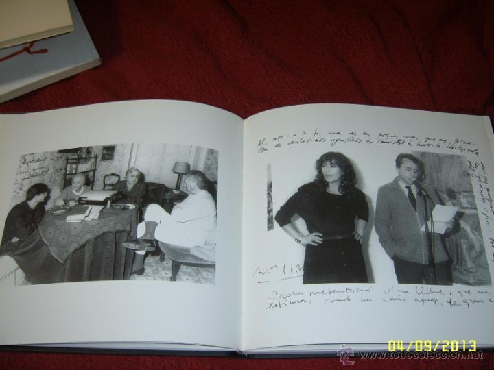 Libros de segunda mano: HOMENATGE EN BLANC I NEGRE.FRANCESC AMENGUAL.1ª EDICIÓ 1996.UNA VERDADERA JOIA!!!.VEURE FOTOS. - Foto 7 - 52492256