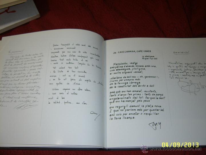 Libros de segunda mano: HOMENATGE EN BLANC I NEGRE.FRANCESC AMENGUAL.1ª EDICIÓ 1996.UNA VERDADERA JOIA!!!.VEURE FOTOS. - Foto 8 - 52492256