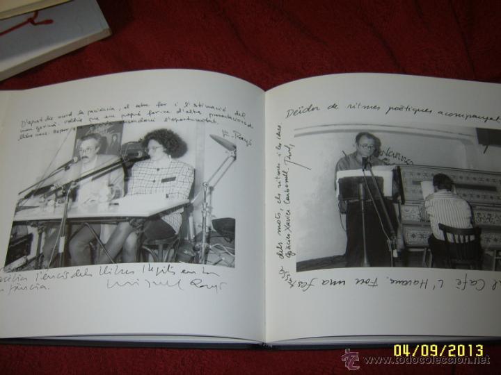 Libros de segunda mano: HOMENATGE EN BLANC I NEGRE.FRANCESC AMENGUAL.1ª EDICIÓ 1996.UNA VERDADERA JOIA!!!.VEURE FOTOS. - Foto 9 - 52492256