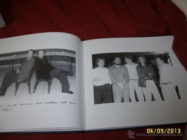 Libros de segunda mano: HOMENATGE EN BLANC I NEGRE.FRANCESC AMENGUAL.1ª EDICIÓ 1996.UNA VERDADERA JOIA!!!.VEURE FOTOS. - Foto 12 - 52492256
