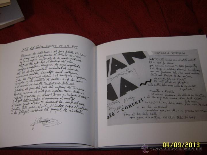 Libros de segunda mano: HOMENATGE EN BLANC I NEGRE.FRANCESC AMENGUAL.1ª EDICIÓ 1996.UNA VERDADERA JOIA!!!.VEURE FOTOS. - Foto 13 - 52492256