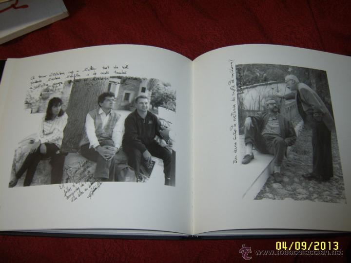 Libros de segunda mano: HOMENATGE EN BLANC I NEGRE.FRANCESC AMENGUAL.1ª EDICIÓ 1996.UNA VERDADERA JOIA!!!.VEURE FOTOS. - Foto 14 - 52492256