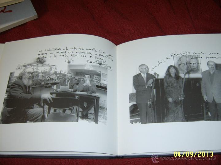 Libros de segunda mano: HOMENATGE EN BLANC I NEGRE.FRANCESC AMENGUAL.1ª EDICIÓ 1996.UNA VERDADERA JOIA!!!.VEURE FOTOS. - Foto 16 - 52492256