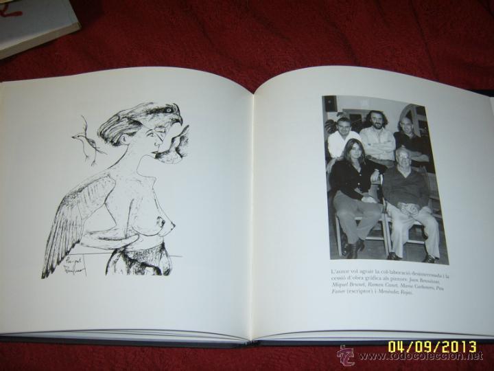 Libros de segunda mano: HOMENATGE EN BLANC I NEGRE.FRANCESC AMENGUAL.1ª EDICIÓ 1996.UNA VERDADERA JOIA!!!.VEURE FOTOS. - Foto 18 - 52492256