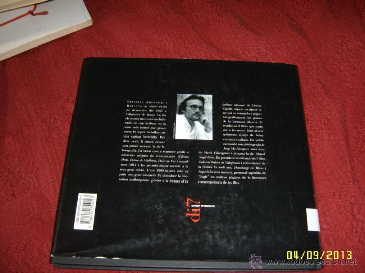 Libros de segunda mano: HOMENATGE EN BLANC I NEGRE.FRANCESC AMENGUAL.1ª EDICIÓ 1996.UNA VERDADERA JOIA!!!.VEURE FOTOS. - Foto 19 - 52492256