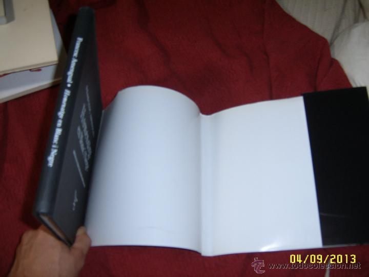 Libros de segunda mano: HOMENATGE EN BLANC I NEGRE.FRANCESC AMENGUAL.1ª EDICIÓ 1996.UNA VERDADERA JOIA!!!.VEURE FOTOS. - Foto 21 - 52492256