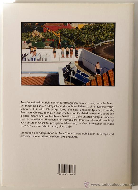 Libros de segunda mano: Anja Conrad Sensation des Alltäglichen DESCATALOGADO - Foto 7 - 40325690