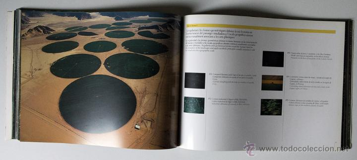 Libros de segunda mano: La Terra Des Del Cel Fotografies De Yann Arthus-Bertrand DESCATALOGADO - Foto 7 - 40326075