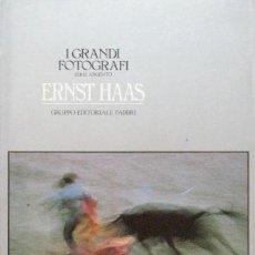 Libros de segunda mano - ERNST HAAS. I grandi fotografi - 39288607