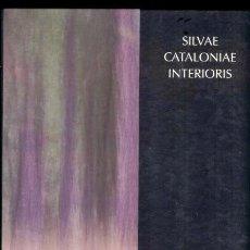 Libros de segunda mano: FOTOGRAFIA - SILVAE CATALONIAE INTERIORIS // ROGER MAS Y CARLES SANTANA (2010). Lote 40712890