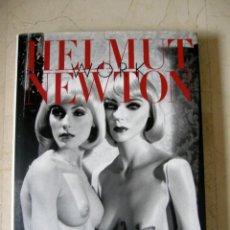 Libros de segunda mano: LIBRO FOTOGRAFÍA HELMUT NEWTON WORK TASCHEN. Lote 40965478