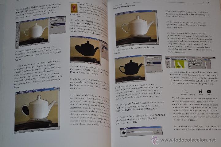 Libros de segunda mano: Photoshop CS2 para la Web. TANYA STAPLES RM64188 - Foto 2 - 41138970