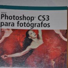 Libros de segunda mano: PHOTOSHOP CS2 PARA FOTÓGRAFOS. MARTIN EVENING RM64189. Lote 41139103